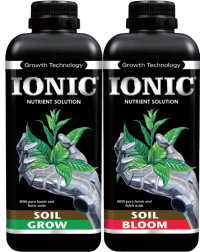 Ionic Soil Bloom