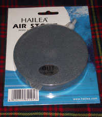 Disc Airstone