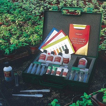 Soil Test Kit pH and NPK